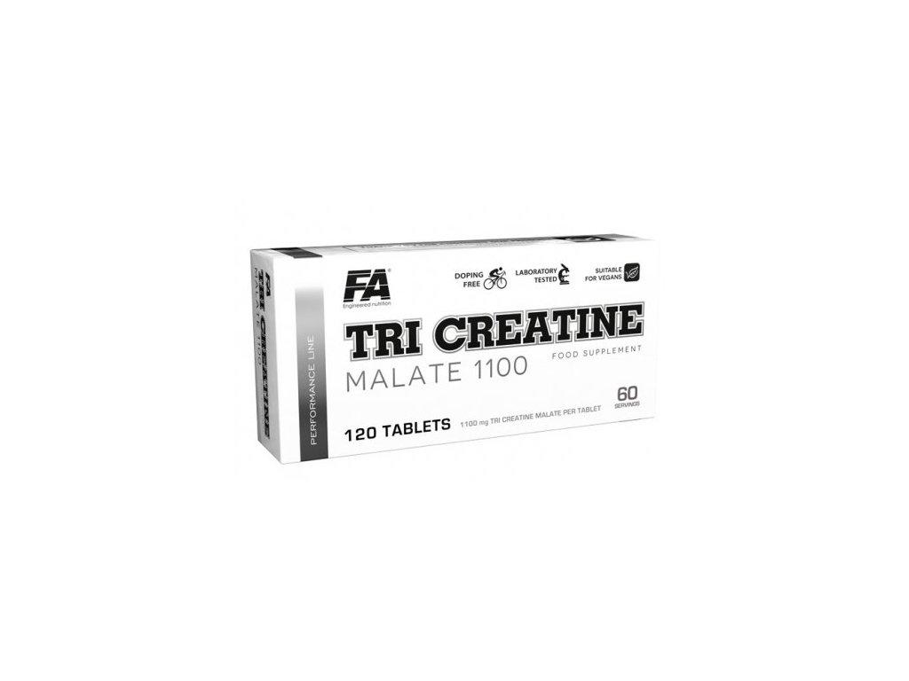 Tri Creatine Malate 1100 od Fitness Authority 120tbl