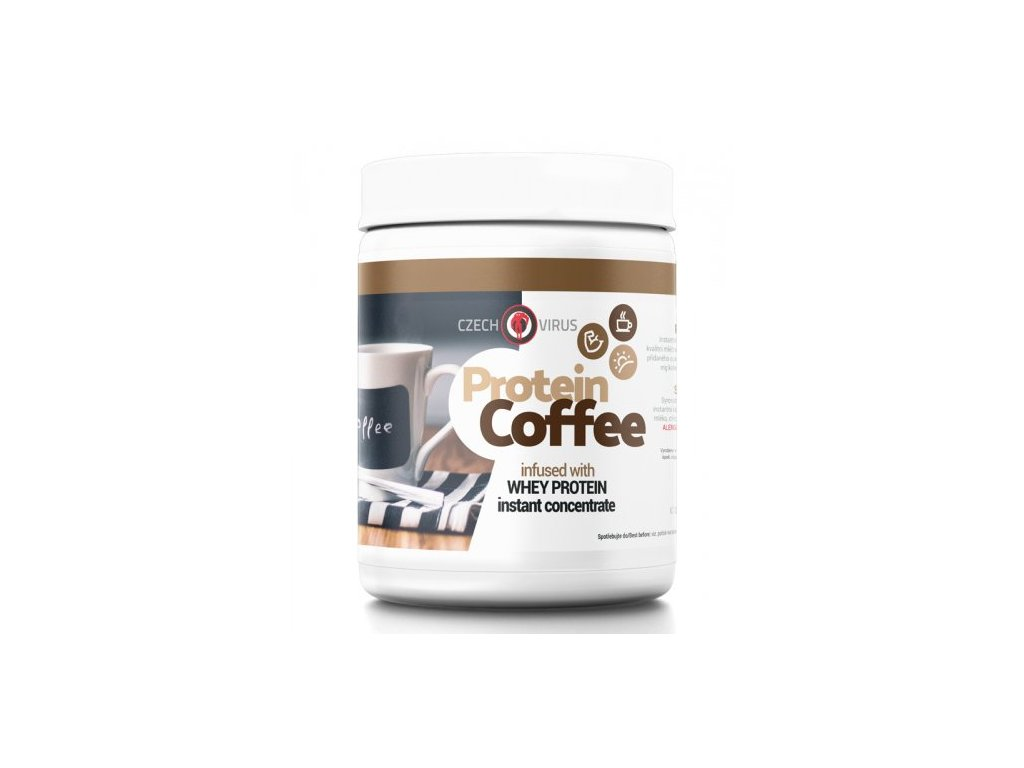 Czech Virus Protein Coffee 512g coffee