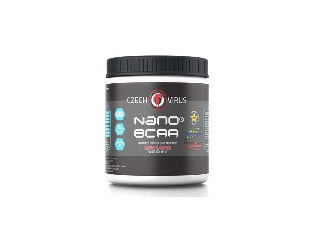 Nano BCAA - Czech Virus 500g