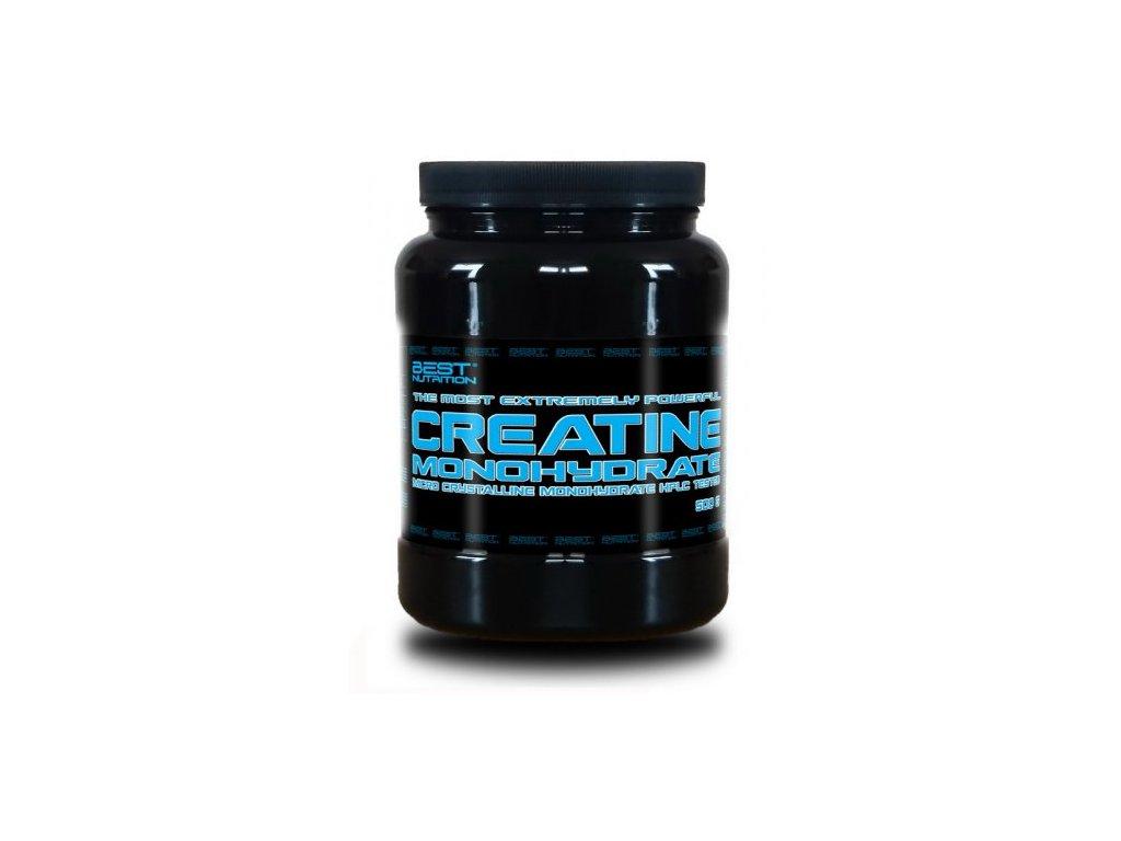 100 % Creatine Monohydrate od Best Nutrition 500g