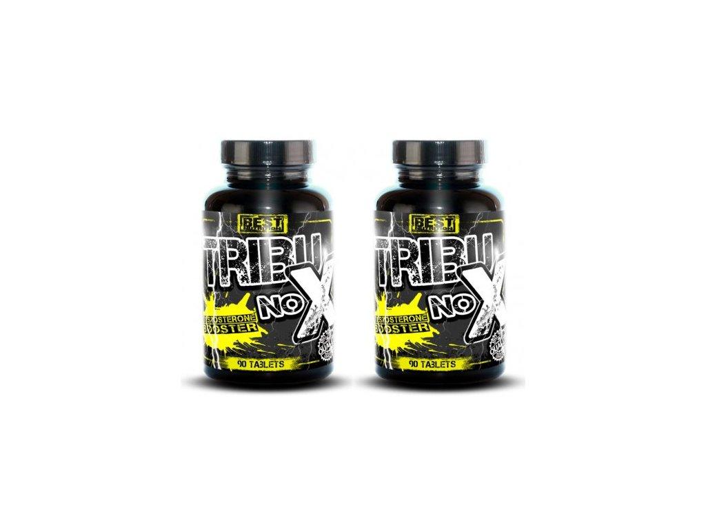 1+1 Zadarmo: TribuNOX od Best Nutrition 90tbl+90tbl