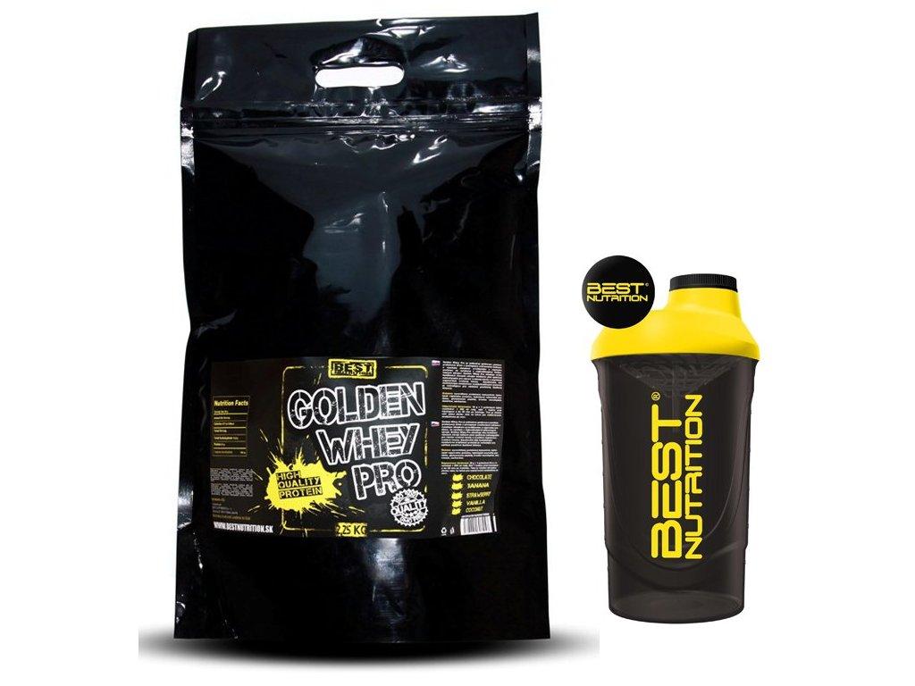 golden whey pro sejker zadarmo od best nutrition full item 12074