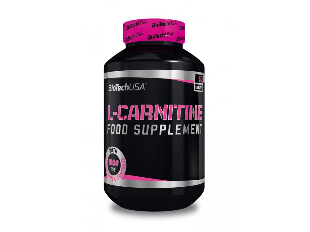 L Carnitine 1000mg 60tbl
