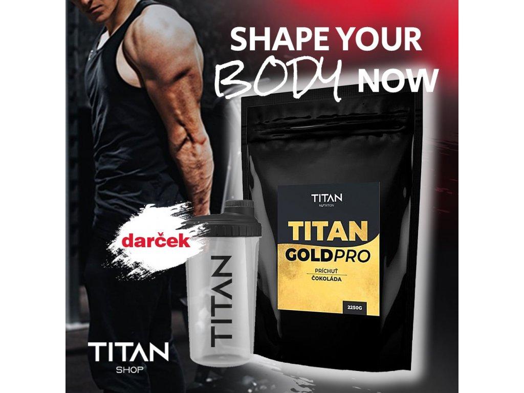 titan gold pro akcia 58425