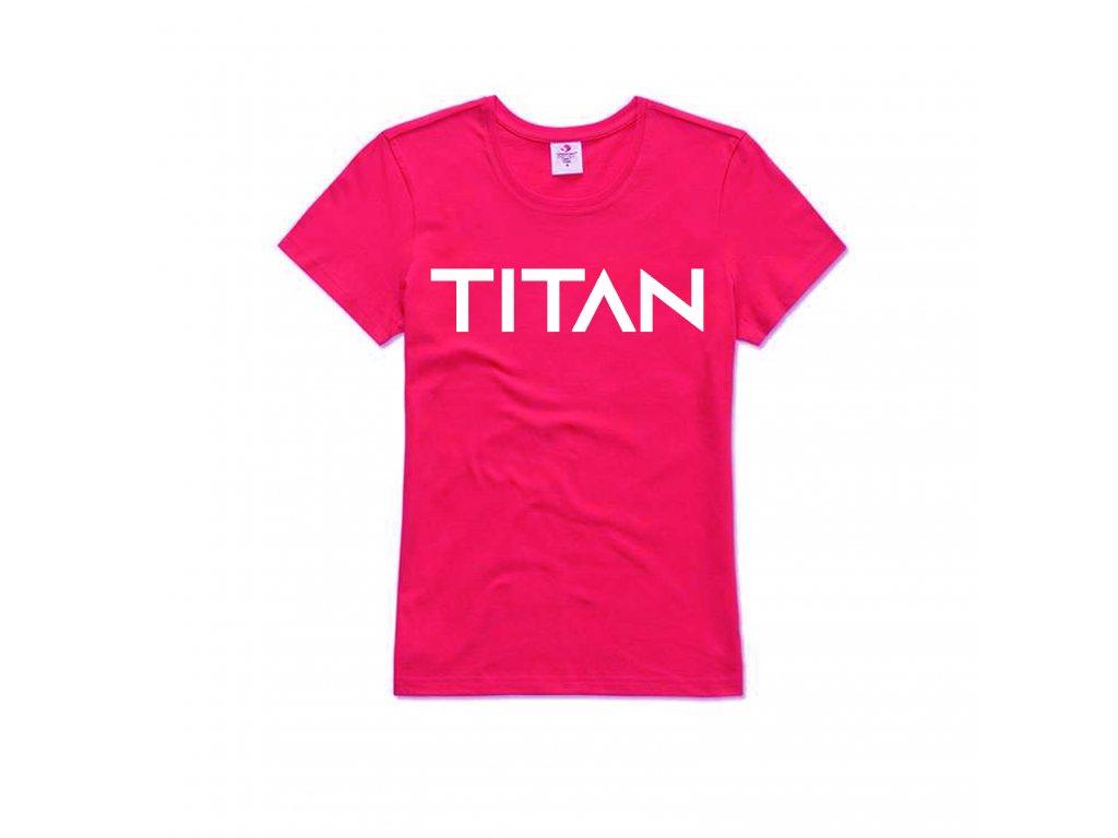 ruzove titan