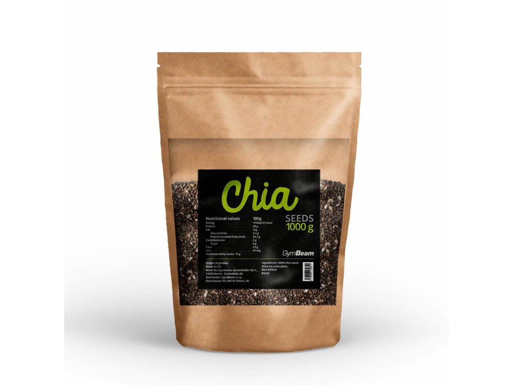 chiaseeds gymbeam