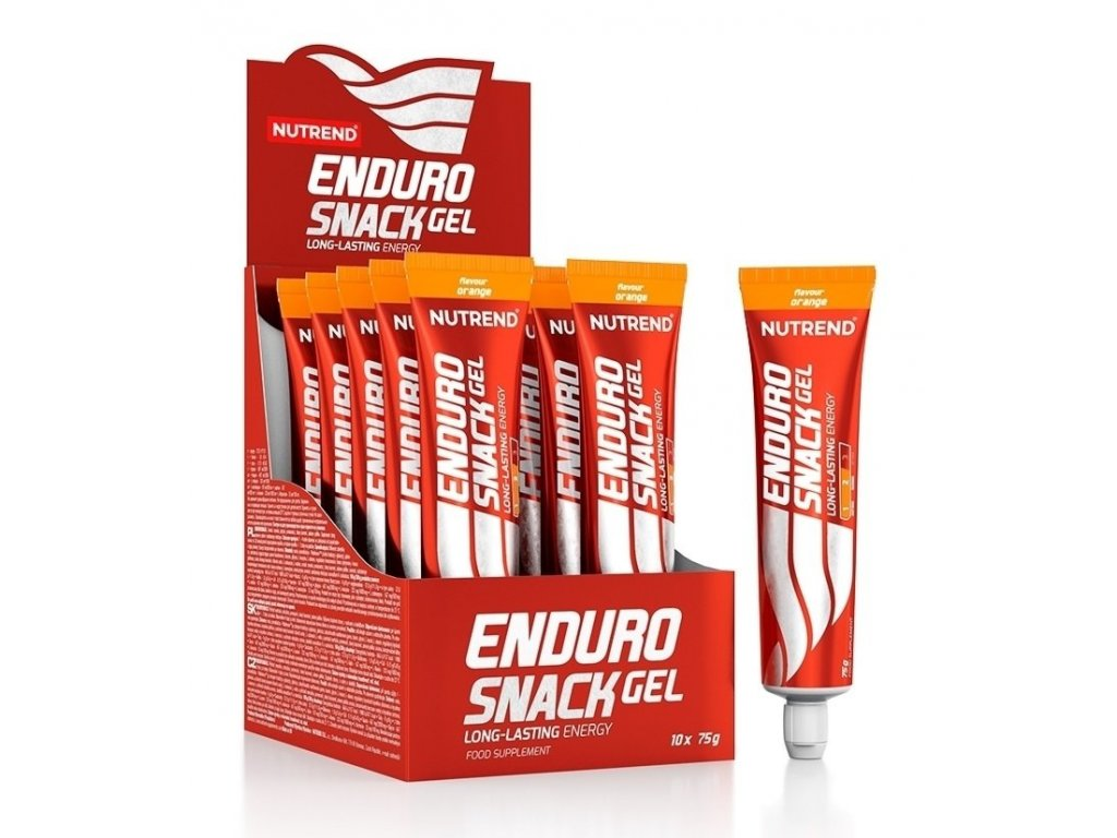 endurosnack gel tuba nutrend full item 13514