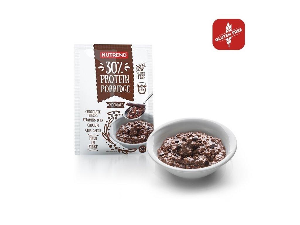 Nutrend Protein Porridge 5x50g