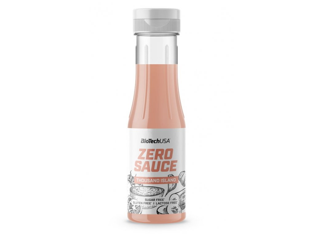 zero sauce biotech usa full item 14341