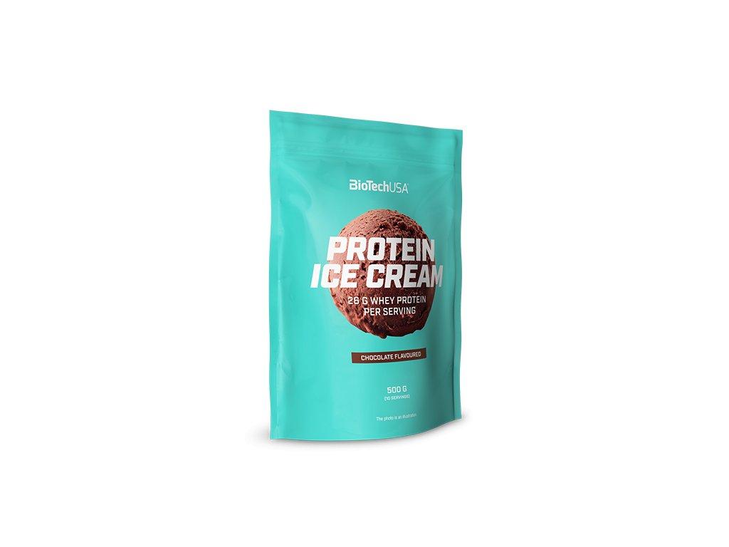 ProteinIceCream 500g Chocolate bal grande