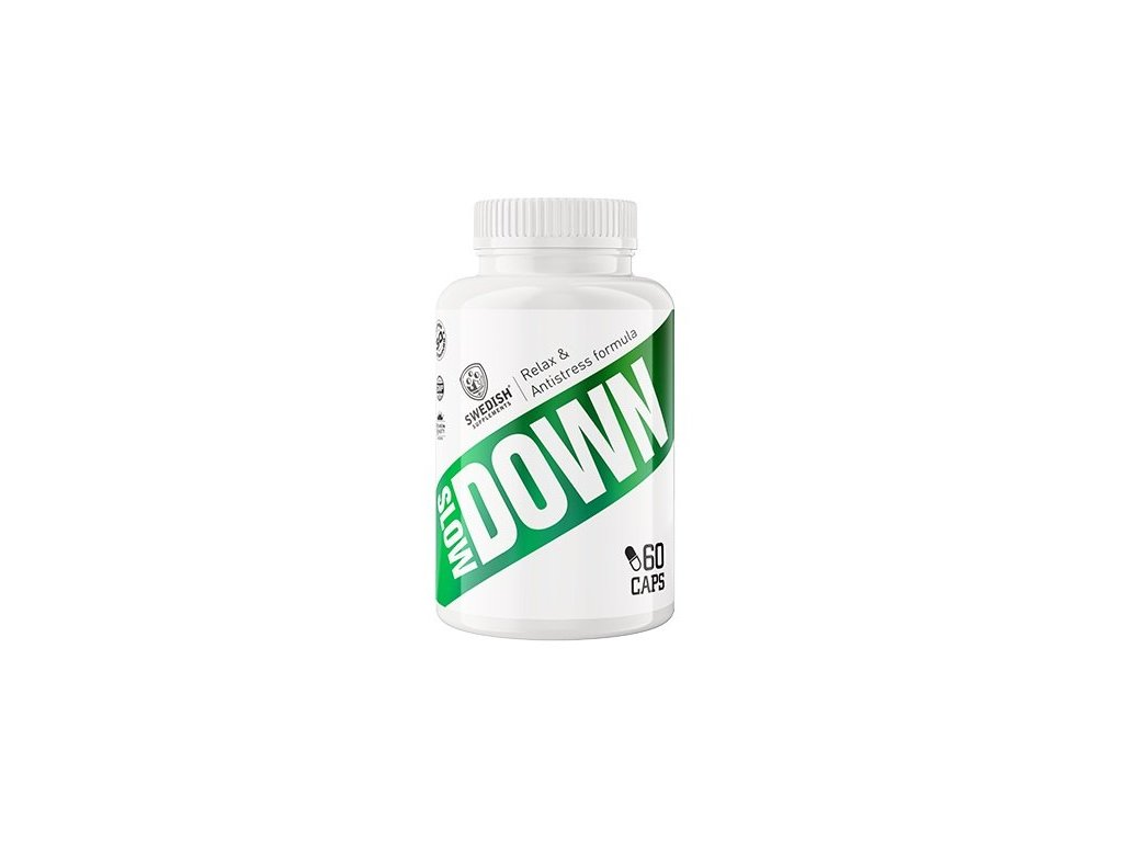 slow down swedish supplements full item 13840