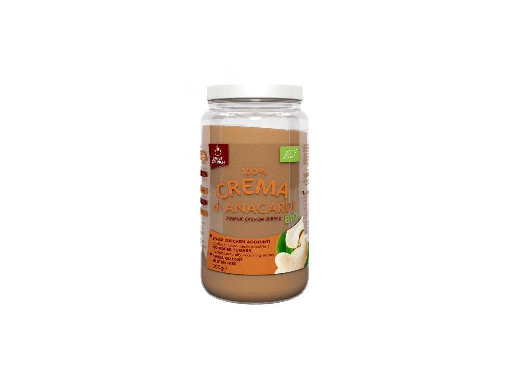 100 crema di anacardi smile crunch resized item 14013 3 500 500