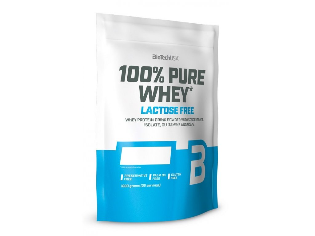 100 pure whey lactose free biotech usa full item 13960
