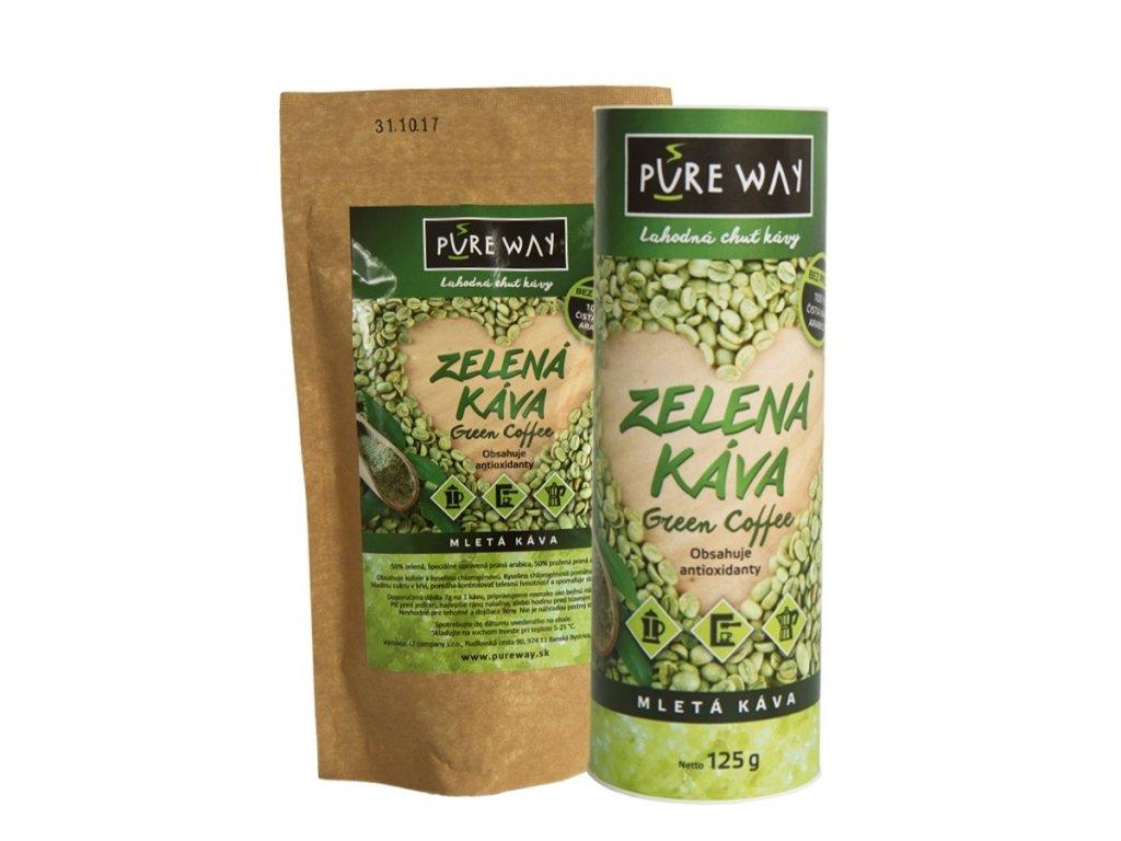 zelena kava pure way