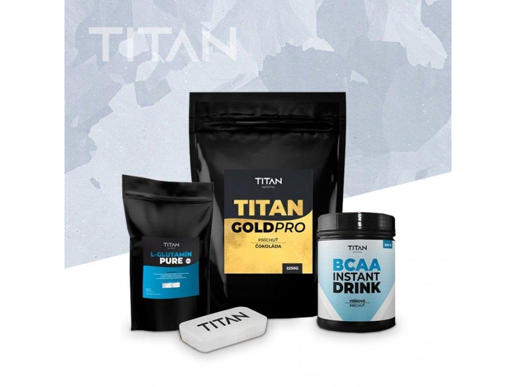 pansky darcekovy balik titan