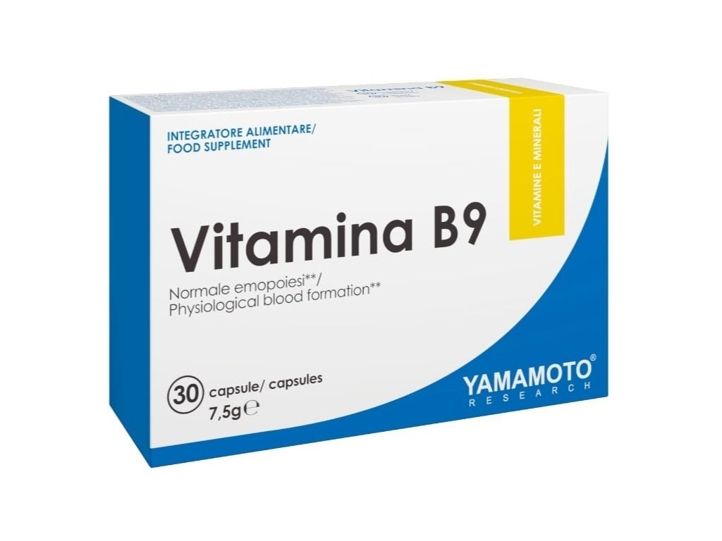 vitamina b9 yamamoto full item 14141
