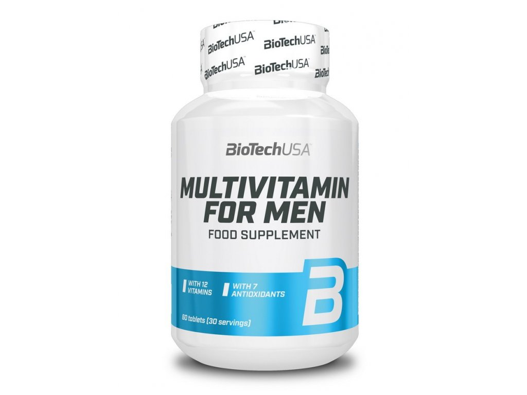 multivitamin for men biotech usa full item 14252