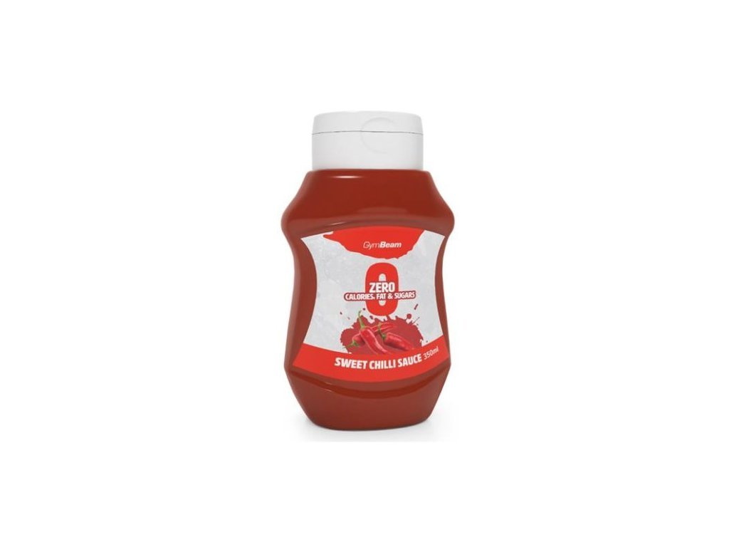 185114 1 gymbeam bezkaloricka omacka sweet chilli 350 ml