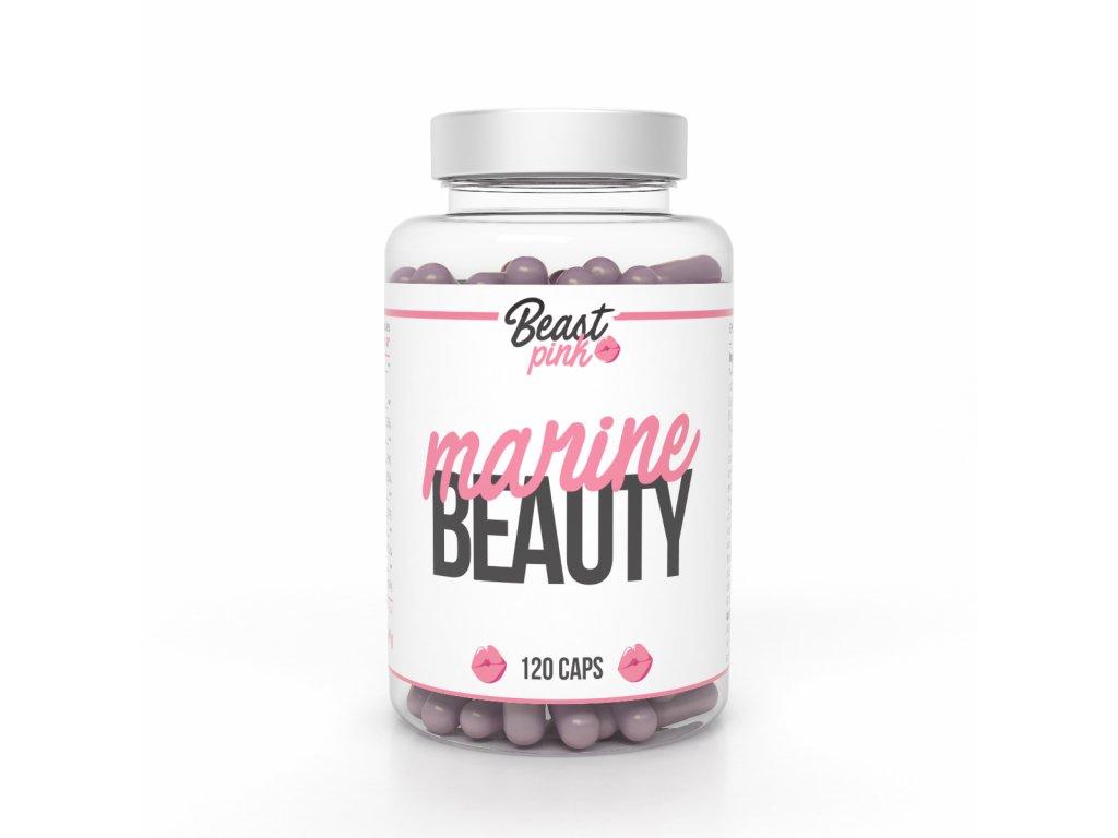 marine beauty 120 caps beast pink