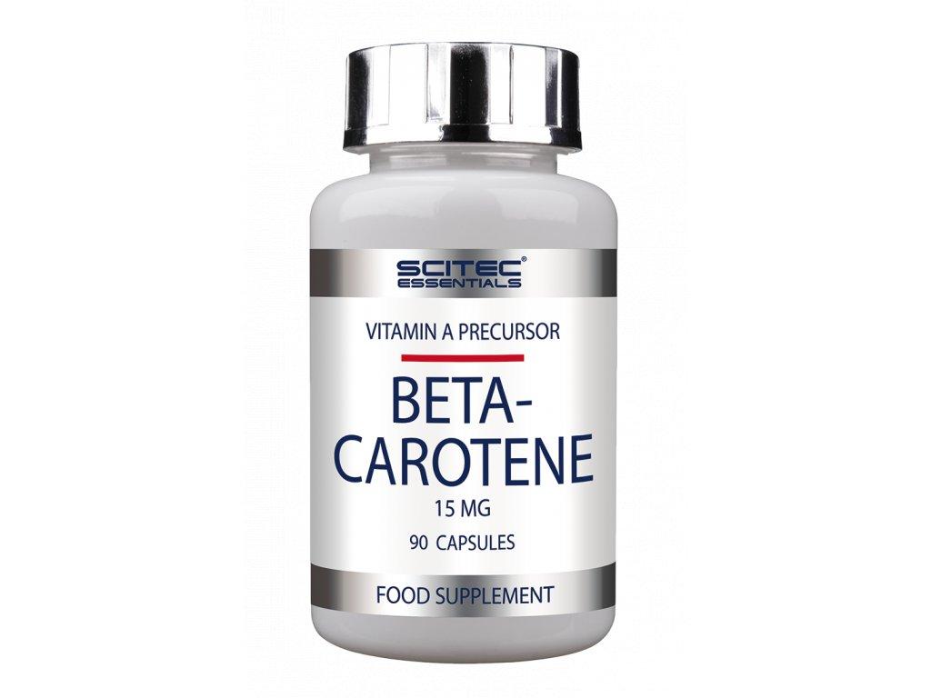 essentials beta carotene 90caps