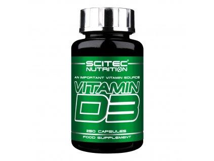 Scitec Vitamin D3 250 kapsúl