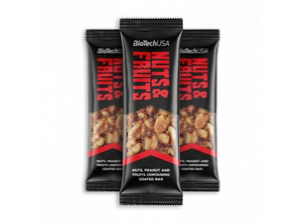 BioTech USA NUTS & FRUITS 40 g