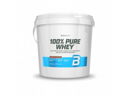 BioTech USA 100% Pure Whey 4000 g