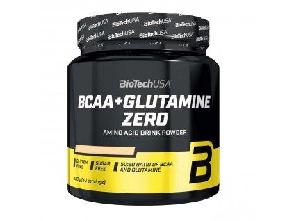 BioTech USA BCAA + Glutamine Zero 480 g