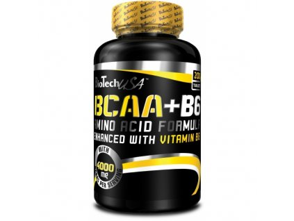 BioTech USA BCAA + B6 100 tabliet