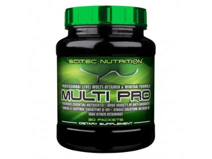 Scitec Nutrition Multi Pro plus 30 balíčkov