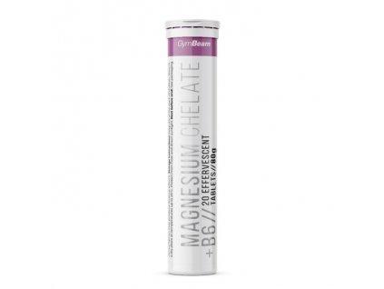 Magnesium chelate + B6 - GymBeam 20 tabs