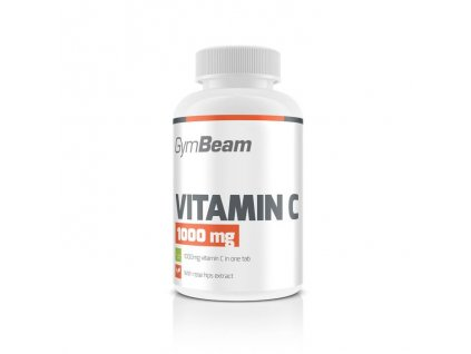 Vitamín C 1000 mg - GymBeam 30tbl