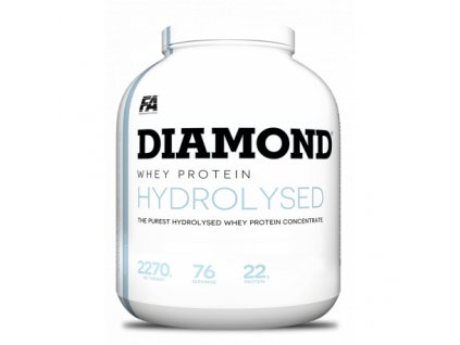 Diamond Hydrolysed Whey Protein od Fitness Authority 2270g