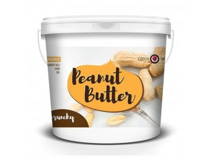 Peanut Butter - Czech Virus 1000g