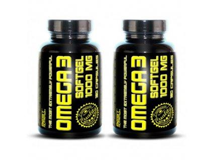 Best Nutrition Omega 3 120 kapsúl + 120 kapsúl