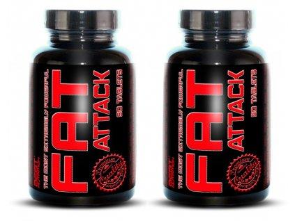 1 1 zadarmo fat attack od best nutrition full item 10100