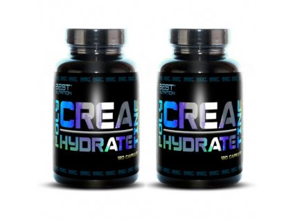 Best Nutrition Crea Polyhydrate 120 + 120 tabliet
