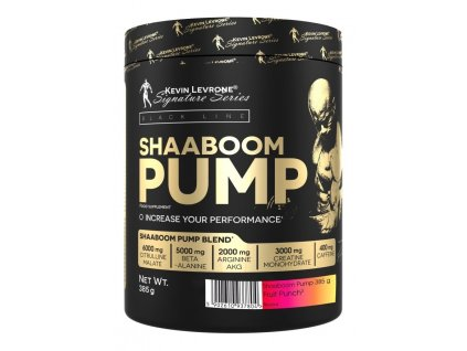 Kevin Levrone Shaboom PUMP 385 g