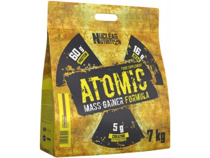 Nuclear Nutrition ATOMIC MASS GAINER 7000 g