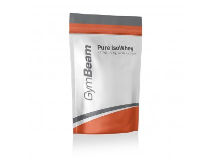 GymBeam Pure IsoWhey 2500 g
