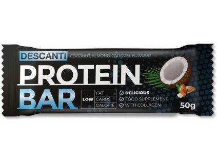 Descanti protein bar 50 g
