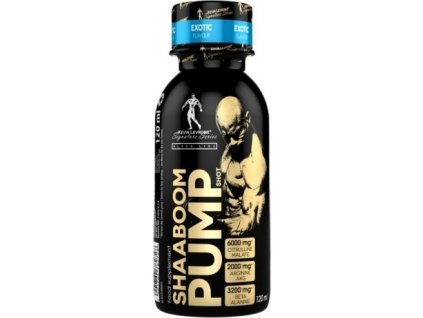 Kevin Levrone Shaaboom Pump 120 ml