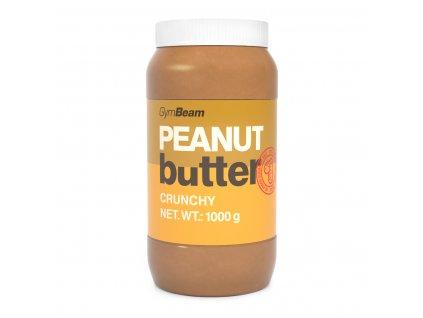 peanut butter crunchy 1 kg gymbeam