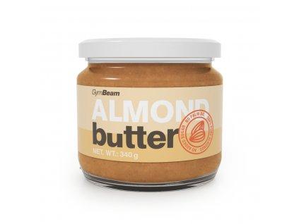 almond butter 340 g gymbeam