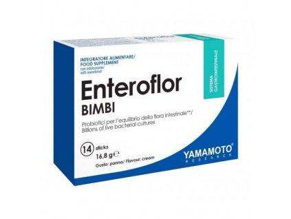 Yamamoto Enteroflor Bimbi 14 bags Cream