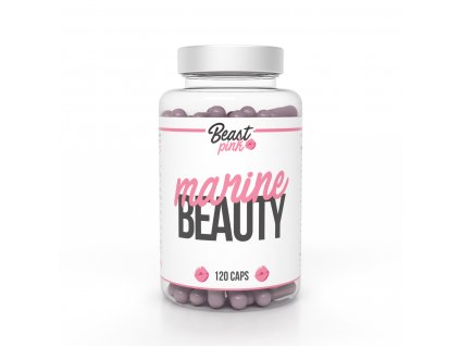 marine beauty 120 caps beast pink