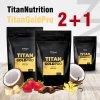 TITAN GoldPro 2 + 1 ZDARMA