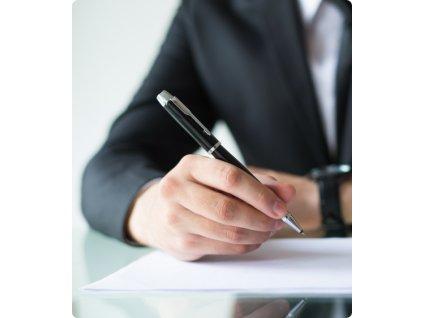 Dohoda o vypořádání / rozdělení majetku
