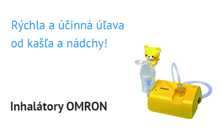 Inhalátory OMRON