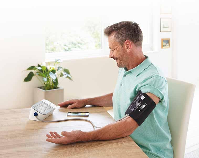 Meranie krvneho tlaku na pazi